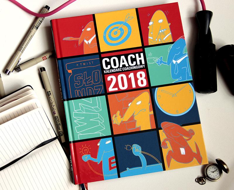 Kalendarz Coachingowy 2018